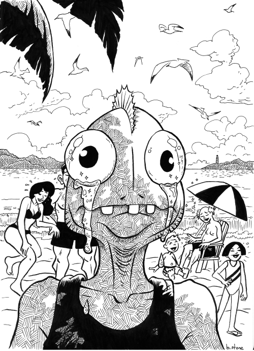 sadfishman